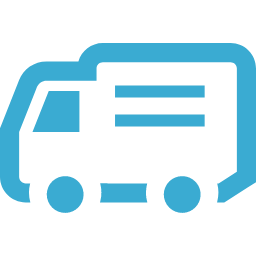 Delivery truck free icon 13